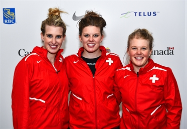 Super Swiss sisters